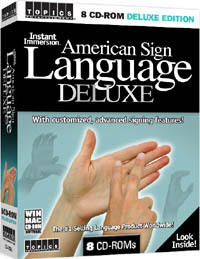 ASL American Sign Language tutor